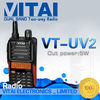 VT-UV2 Portable Radio VHF UHF
