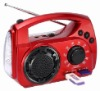 FT-195UR FM/AM/SW 3BANDS RADIO