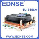 EDNSE CPU cooler 1U-1156A