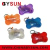 (item no:BS-801),flashing pet tag light