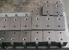 2.0mm cold plate cut outline and hole