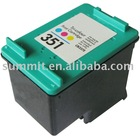 Remanufactured or compatible inkjet cartridge for CB337E(351)