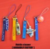 pvc mobile cleaner,mobile phone straps[PM-090]