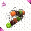 Metal fruit basket holder