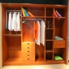 wardrobes modern bedroom furniture fuzhou wood furniture manufacturer PU cover Melamine cover
