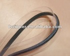7# black zipper