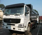 SINOTRUCK HOWO 6*4 dump truck