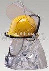Face shield for furnaceman-PE Safety Helmet