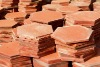 Red Clay Floor Tile