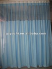 Hospital curtain, blue color, can be made of Fireproof and Germ-proof