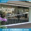 exterior hotel aluminum frameless glass exterior door