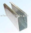 U channel steel products/cars,construction,watercraft,machine manufacture,storage,transportation