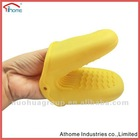 eco-friendly food grade soft silicone rubber coated gloves