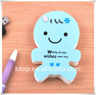 hot mini cute sticky paper notepad memo