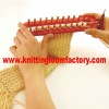 2011 hot sell originality DIY long scarf knitting loom