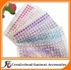 rhinestone crystal sticker sheet