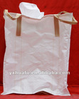 PP Bulk bag for containing paper pulp,flourescence NF