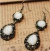EU Court antique earrings vintage style