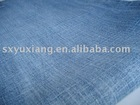 indigo denim fabric for garment and jeans