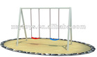 Outdoor toys swing for children / two person swing