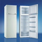 260L Double Door Refrigerator popular in Morocco with CB CE ROHS SONCAP