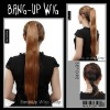 Synthetic Clip On Ponytail Hair Extension Sathura #CP029