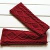 Beautiful Fingerless gloves knitting pattern