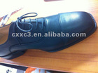 men's leather sole shoes
