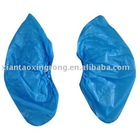 CPE shoe cover with 3g per piece