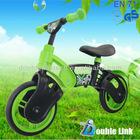 Balance training Plastic Push Bike (no pedals)