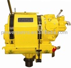 API Approved Pneumatic offshore Winch (Rotary-base and Double-braking)