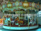 The lastest Double Cornices merry go round/carousel for children