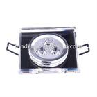 3W Square Crystal LED Ceiling Light(AC85-265V))