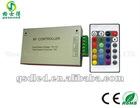 Easy control dmx rgb led controller