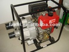 15hp High Pressure Diesel Engine Electric Water Pump