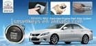 Push Button Start Original Car Alarm System for Toyota