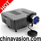 Mini LED Projector with 320x240, 30 Lumens, 200:1