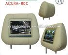 HW 729A car headrest monitor