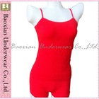 Fashionable red camisoles for lady