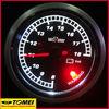 New style EM2400 60mm digital volts car gauge