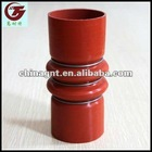 silicone turbocharger intake pipe