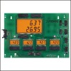 LCD display board for multi fuel dispenser