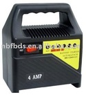 Plastic outer covering battery charger DC 4A 6A