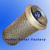 Dust Basket Wire Mesh Filter Dust collector filter
