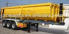 U Style 60 ton Dumper Semi-trailer