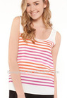 2012 Striped tee t-shirt for women HST627