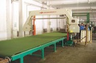 Horizontal Foam Mesh-belt Cutting Machine (with vacuum)