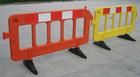 S-1644B Plastic traffic barrier