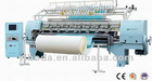 High speed multi needle quilting machine