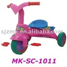 CE,CCC,CQC MK kid' tricycle in Shanghai fair